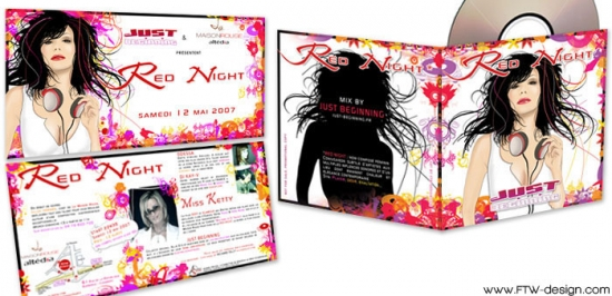 Soir�e Red Night
